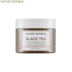 Masque black tea