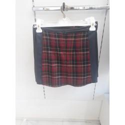 mini jupe imprimée
