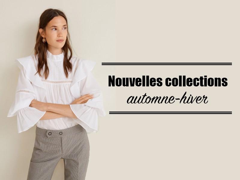 Nouvelle Collection Automne-Hiver 2018